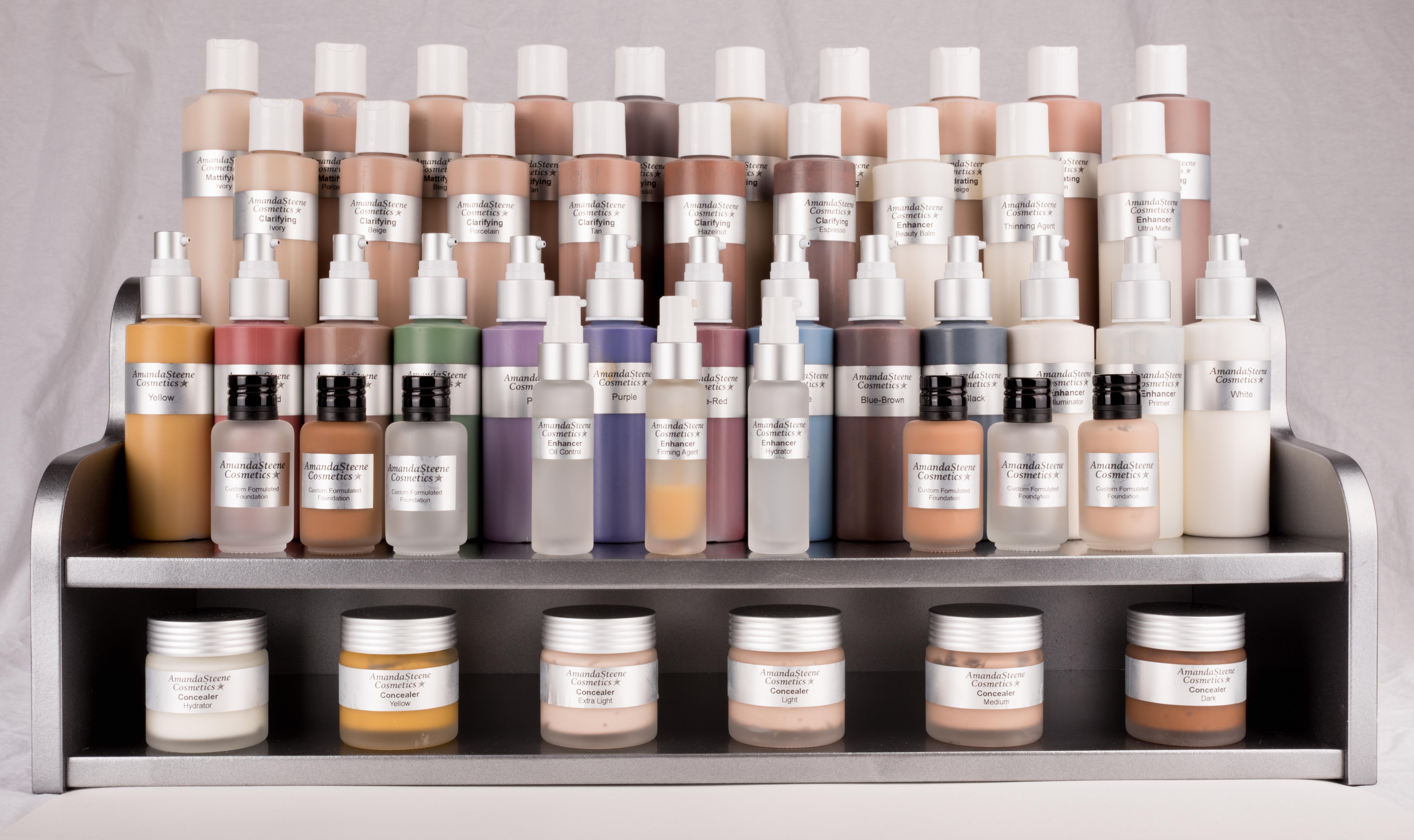 sterss foundation makeup